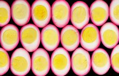 Cut Food  -  Eggs