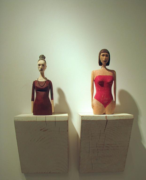 Helen - Contemporary Art by Joe Brubaker
