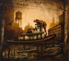 Brin Levinson - The Harbormaster
