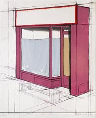Pink Store Front Project