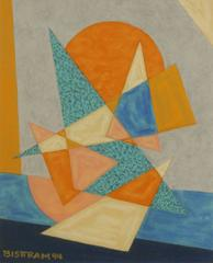 Triangle and Sun
