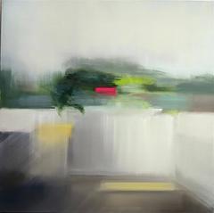 Domain Interchange VI abstract landscape