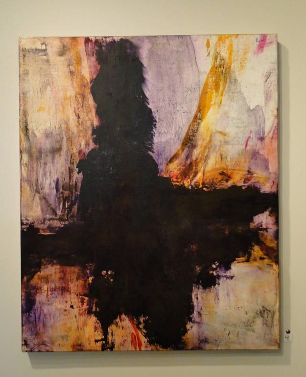Bill jensen luohan dark angel painting for sale at for Angel paintings for sale