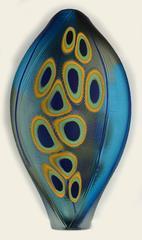 Avviva Series, Turquoise Vase