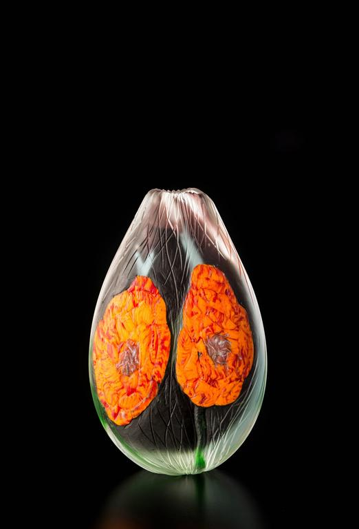 Orange Peonies 2