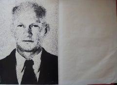 Andy WARHOL - The thirteen most wanted (n°6 Redmond), orginal screen print