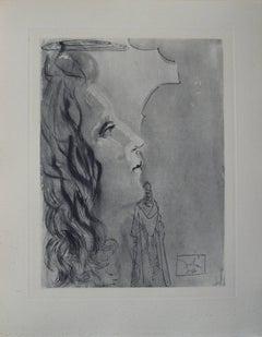 La plus grande beauté de Béatrice - Engraving - 150 copies