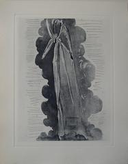 L'Ange du 7e ciel - Etching - 150 copies