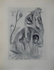 La Source - Engraving - 150 copies