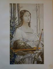 Salomé - Original lithograph, 1897/98