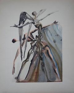 Purgatory 4 : The Negligent - Woodcut - 1963