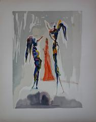 Gloria Patri - Original woodcut - 1963