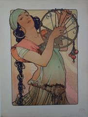Salomé - original lithograph (1897-1898)