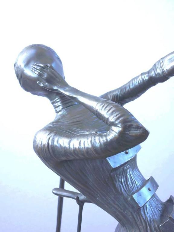 Venus Afire - Tall bronze sculpture - Signed /350ex 7