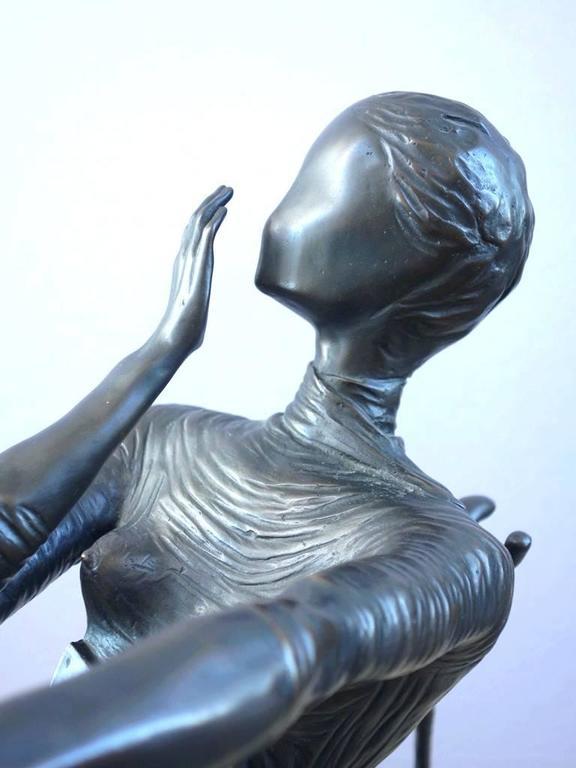 Venus Afire - Tall bronze sculpture - Signed /350ex 6