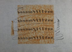 Ten Recipes of Immortality : The System Caga y Menja - Signed etching