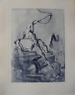 The Thieves - Original etching - 150ex