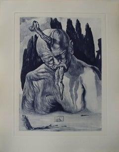 A Logician Devil - Etching - 150ex