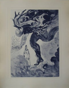 The Giants - Original etching - 150ex
