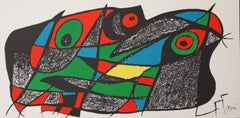 Escultor : Sweden - Original lithograph - 1974