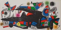 Escultor : Denmark - Original lithograph - 1974