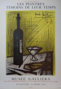 Bread & life - Original lithograph - Mourlot 1964