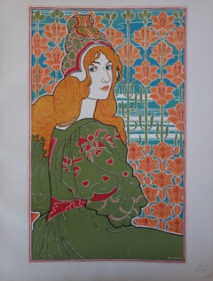 Jane - original lithograph (1897/98)