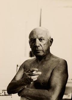 Picasso Portrait by André Villers - 79 copies