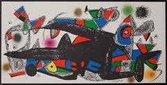 Escultor : Denmark - Original signed lithograph - 1500 copies