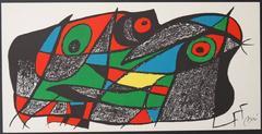 Escultor - Sweden - Original signed lithograph - 1500 copies