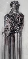 Jaume Plensa - NOMADE - Original Lithograph Handsigned