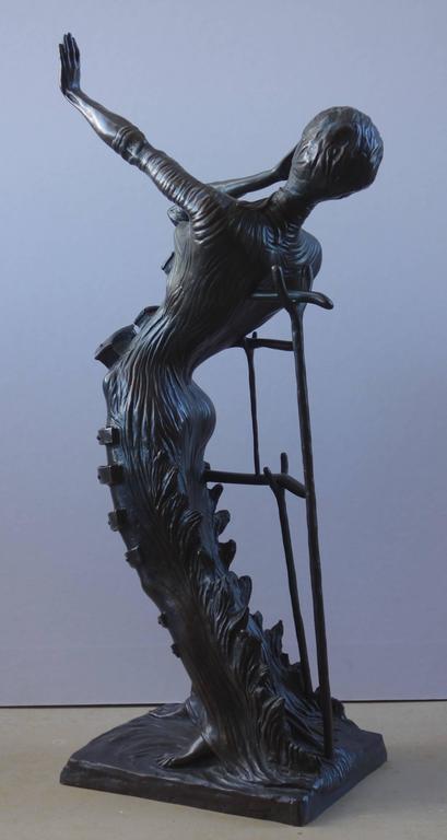 Venus Afire - Tall bronze sculpture - Signed /350ex 5