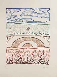 Composition - Original Etching - 60 copies