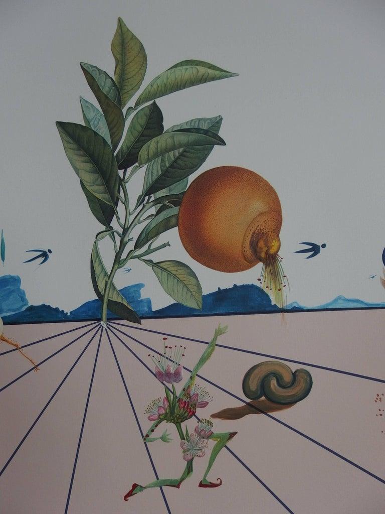 Flordali I - Original Lithograph - 1981 For Sale 1