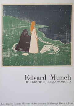 Edvard Munch: Lithographs, Etchings, Woodcuts - Los Angeles County Museum