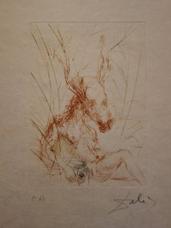 Much Ado About Shakespeare : Midsummer Night's Dream - Original  Signed Etching