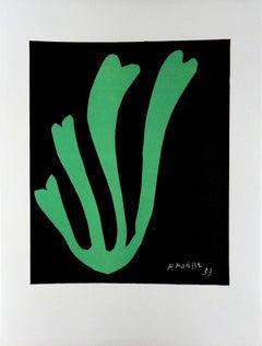 Tree - Stone lithograph - Mourlot 1965