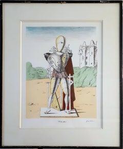 Il Trovatore - Original Lithograph signed #Frame