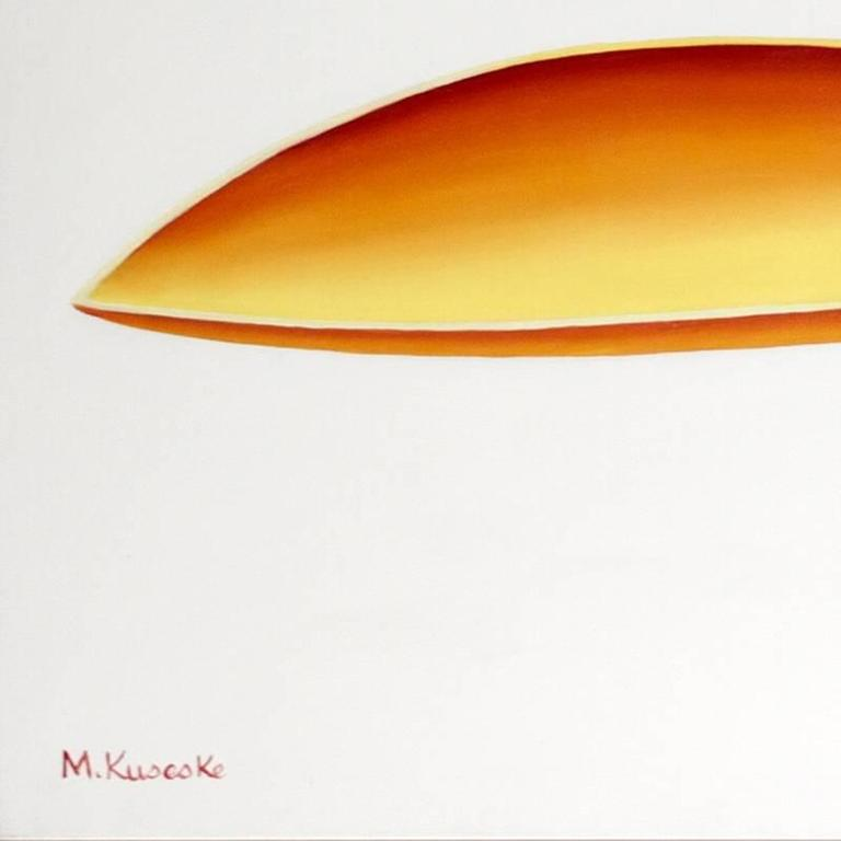Felicity - Painting by Michael Kuseske