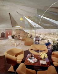 Elrod House - Mitered Glass