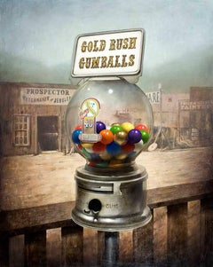 Gold Rush Gumballs
