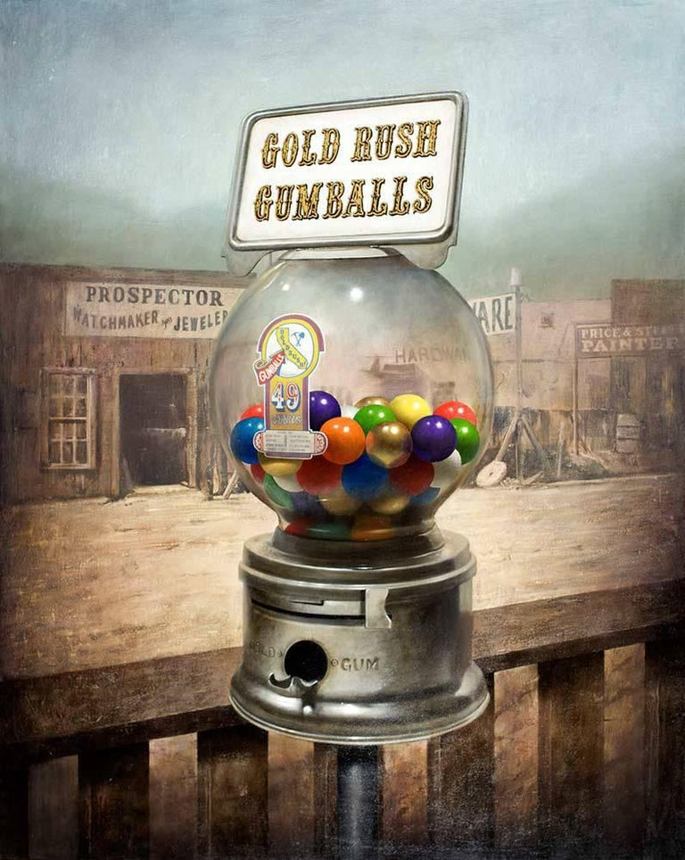 Ben Steele - Gold Rush Gumballs 1