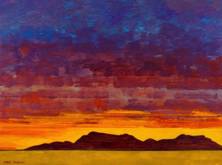 Mark Bowles - Light Behind the Mountains 1