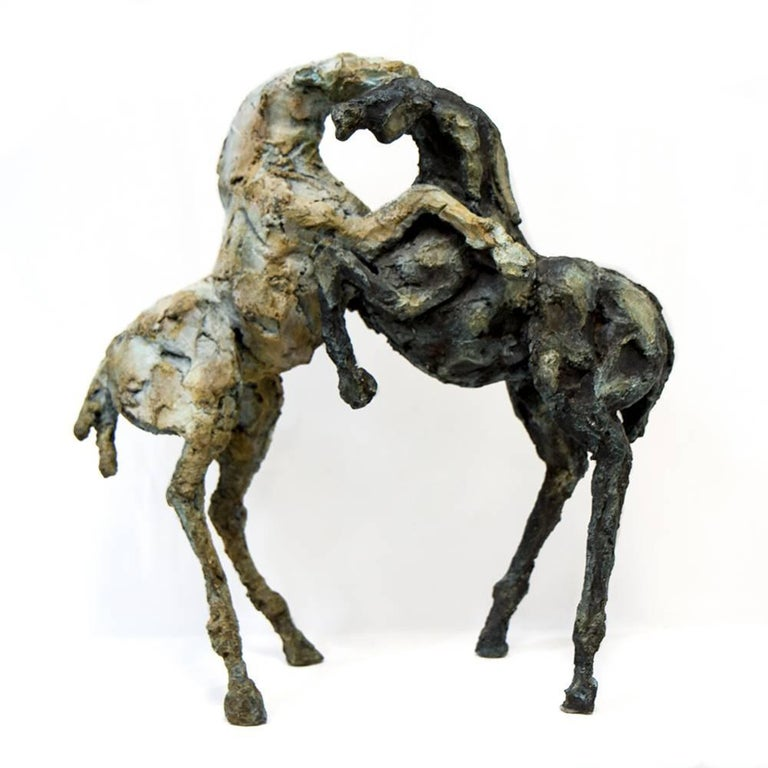 Siri Hollander Abstract Sculpture - Lobos