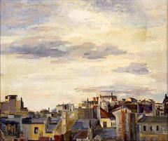 Paris Cityscape II