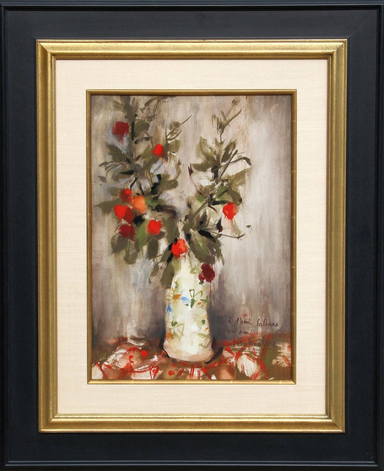 Eugene Baboulene Still-Life - Flower Pot