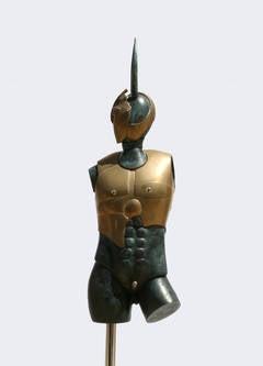 Minotaurus, Bronze Sculpture by Wunderlich