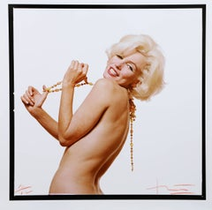 Marilyn Monroe -The Last Sitting 3