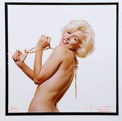 Marilyn Monroe -The Last Sitting 3
