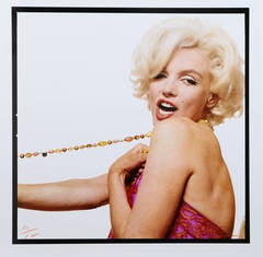 Marilyn Monroe -The Last Sitting 5